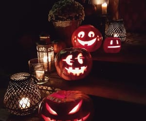 Halloween, home, and inspiration image