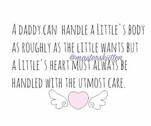 daddy, heart, and little image