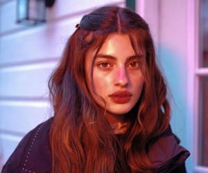 girl, grunge, and model image