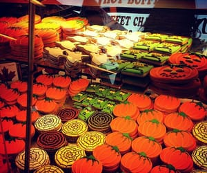 autumn, Cookies, and food image