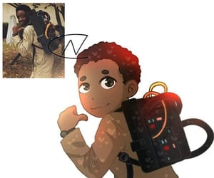 boy, costume, and draw image