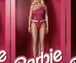 kylie jenner, barbie, and Halloween image
