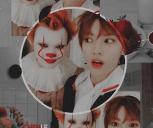 Halloween, kpop, and red image