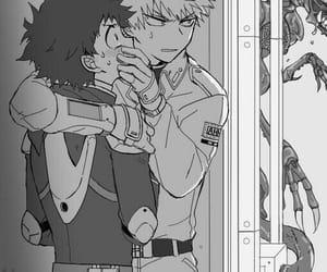 kacchan, bakugou, and katsuki image