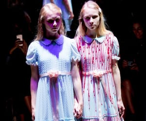 fashion, Halloween, and The Shining image