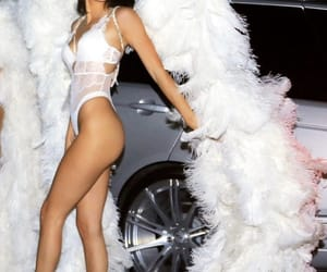 kendall jenner, angel, and model image