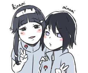 hinata, hina, and sasuhina image
