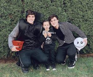 grayson dolan, ethan dolan, and dolan twins image