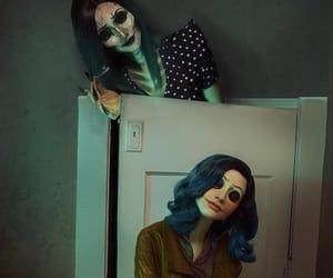 caroline, movie, and Halloween image
