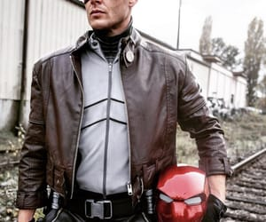 Jensen Ackles and Halloween image