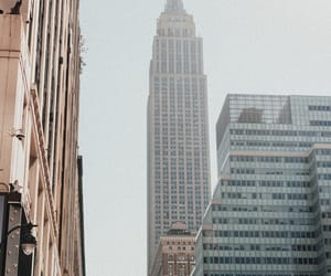 aesthetic, building, and empire state image