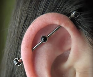 209 Images About Aritos En La Oreja Piercings On We Heart It See