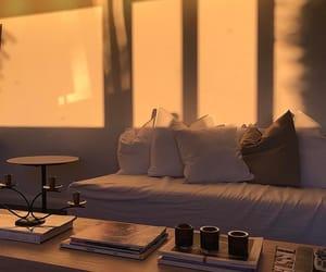 room and sun image
