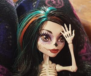 dead, esqueleto, and Halloween image