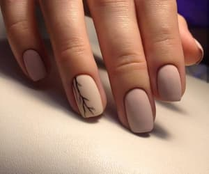design, manicure, and style image