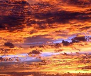sky, beautiful, and landscape image