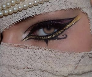ancient, cleopatra, and cosplay image