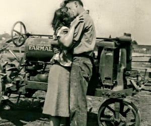 40s, 50s, and tractor image