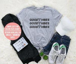 aesthetic, yoga, and hippie shirt image
