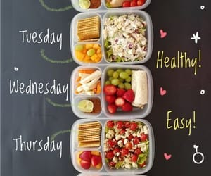food, healthy, and ideas image