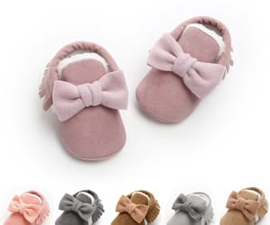 baby, sandals, and son image