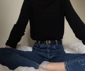 skinny, thin, and thinspo image