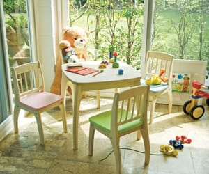 children, furniture, and home image