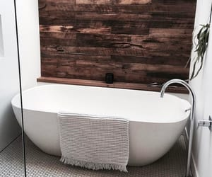 bath, room, and home image