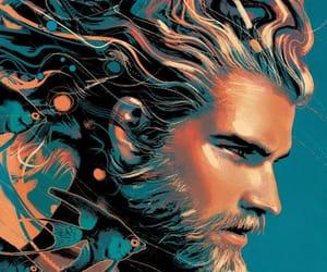 aquaman, dc comics, and king of atlantis image