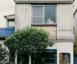 grey, house, and retro image