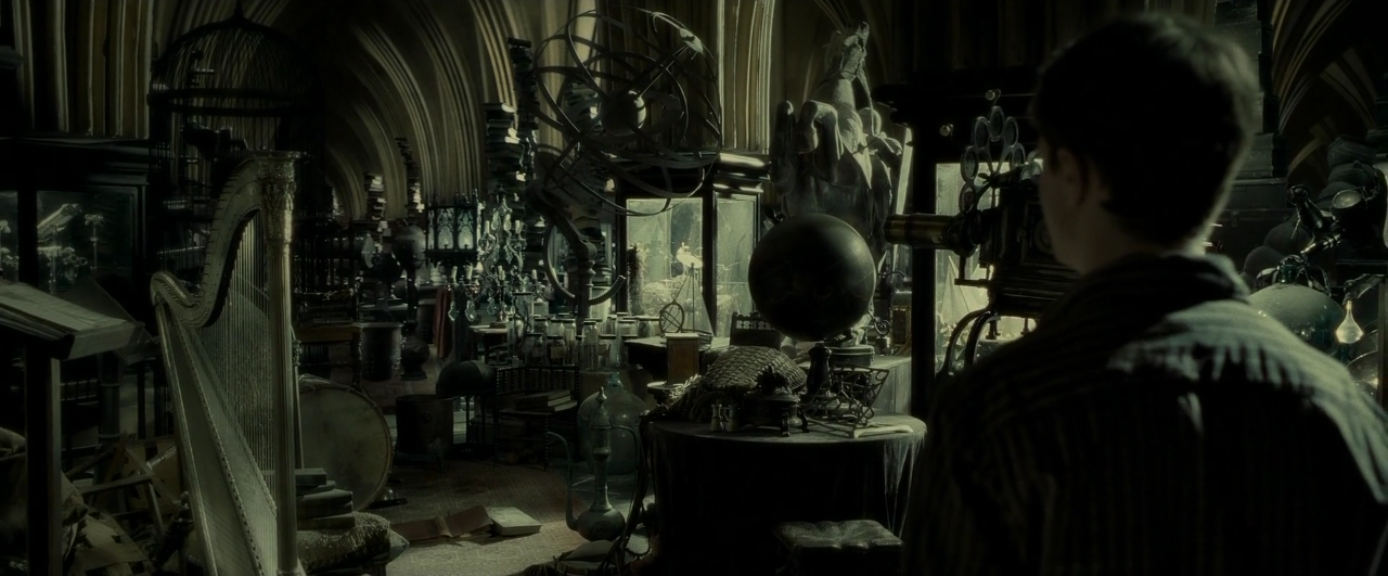 chaos, film, and harry potter image