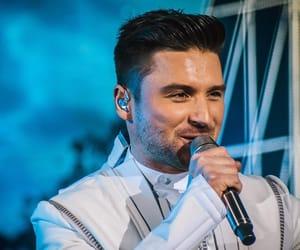 handsome, eurovision, and sergey lazarev image