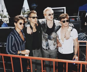 sunglasses, tour, and the vamps image