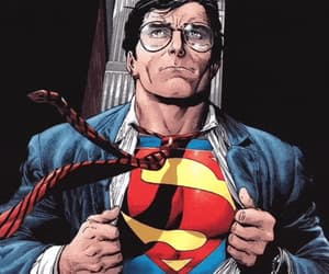 1970s, christopher reeve, and superman image