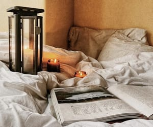 autumn, bedroom, and fall image