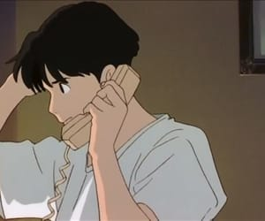 anime, japan, and boy image
