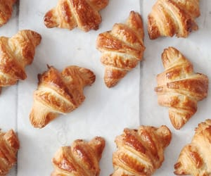 croissant and breakfast image