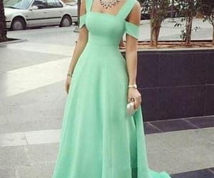 evening dress, formal occasion dress, and prom dress image