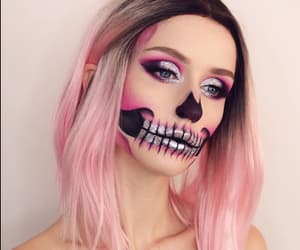 girls, girly, and Halloween image
