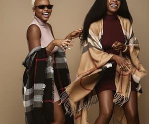 fashion, melanin, and coach image