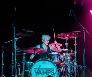 drums, lights, and show image