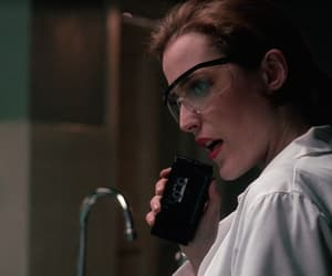 dana scully, the x files, and 3x21 image