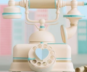 pastel, vintage, and colors image