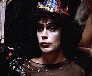 gif, rocky horror picture show, and Halloween image