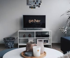 chill, films, and harry potter image