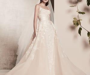 beauty, dress, and bridal image