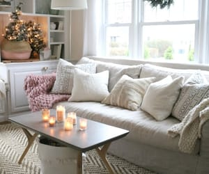 cocooning, cozy, and home decor image