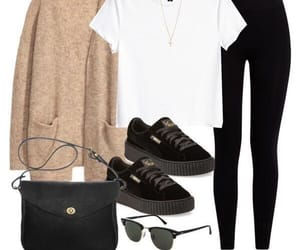 clothes, Polyvore, and clothing image