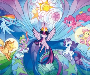 harmony, MLP, and my little pony image