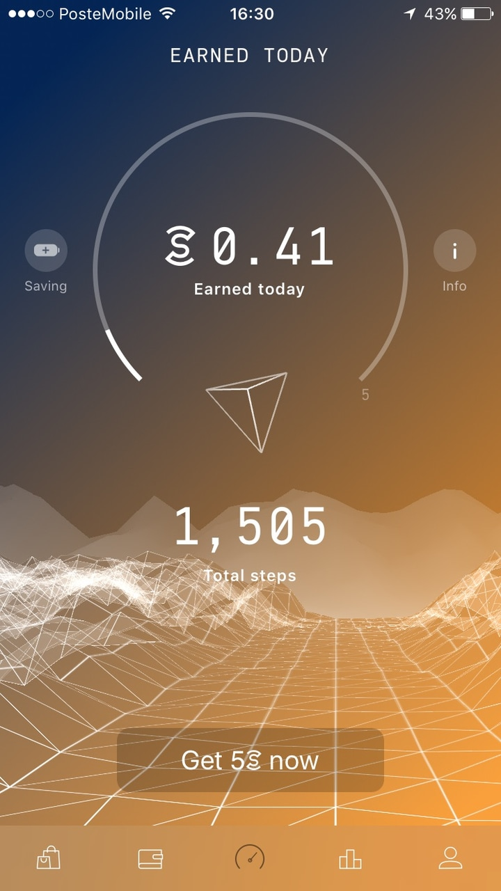 money, walk, and sweatcoin image